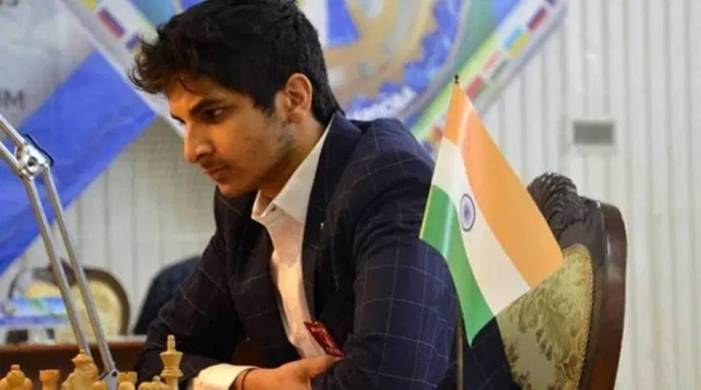Skilling Open Chess: Vidit Gujrathi to open campaign against Firouzja