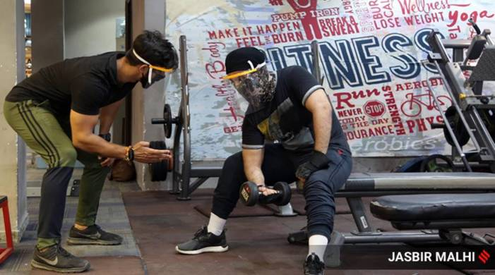 Workout in a pandemic: How prepared are gyms?