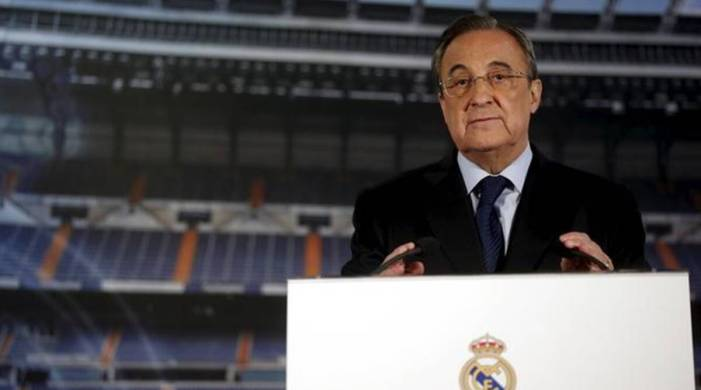 'This is what is profitable': Florentino Perez says Super League created to save soccer