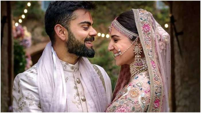 Full version of Anushka Sharma and Virat Kohli's wedding song released