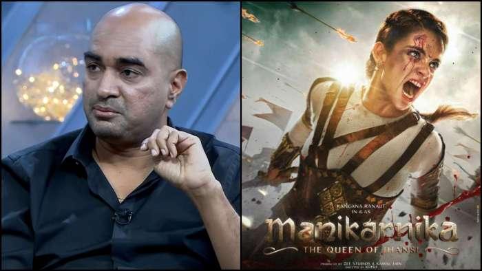 Krish opens up on Kangana Ranaut-Manikarnika controversy