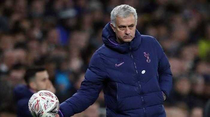 Jose Mourinho sacked as Tottenham Hotspur manager ahead of EFL Cup final