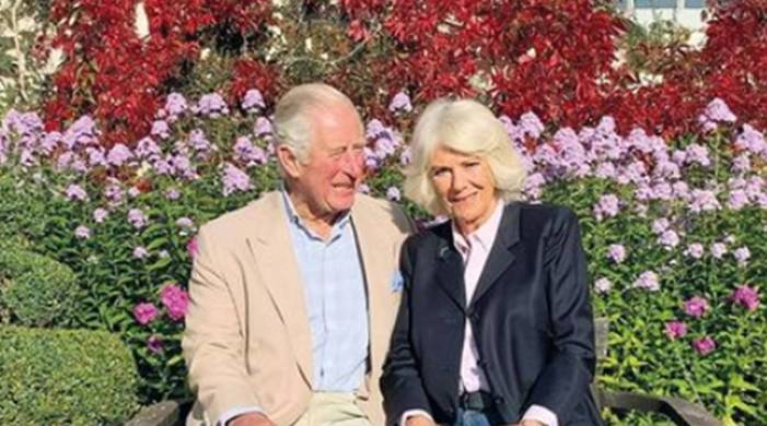 Prince Charles, Camilla release official Christmas card; see pic