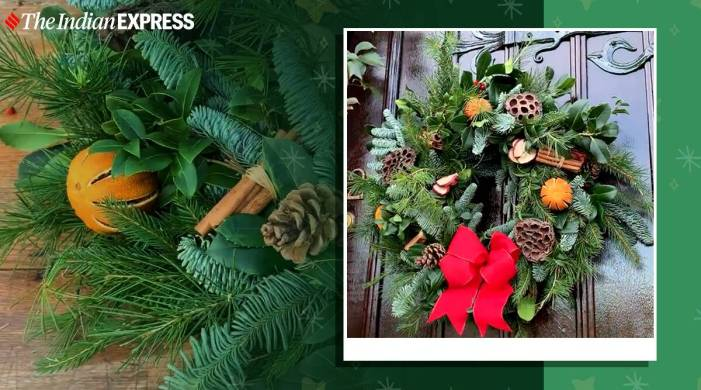 Royal family shares Christmas door wreath tutorial; here's how to make yours