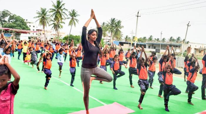 Sports Ministry formally recognises yogasana as competitive sport