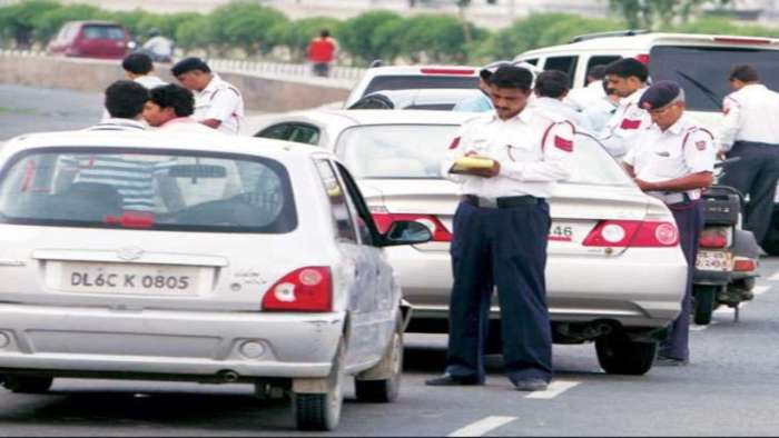 Vehicles without HSRP, colour-coded stickers to be fined in Delhi; check details