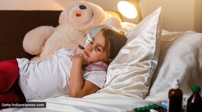 What is the impact of Covid-19 on children with cystic fibrosis?