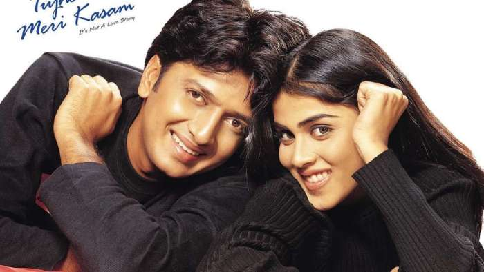 When Riteish Deshmukh dished out details of his first date with Genelia D'Souza