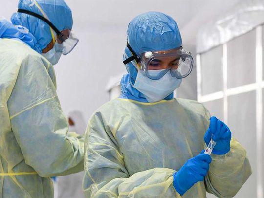 UAE reports 1,930 coronavirus cases, 4 deaths
