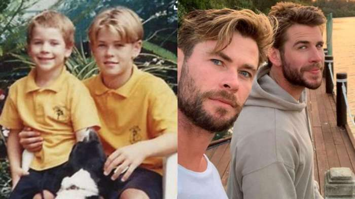 Chris Hemsworth wishes brother Liam Hemsworth a happy birthday with childhood photo, jokes it was clicked 3 years ago