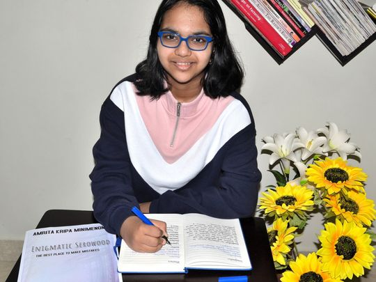 Storm-fighting princess, aliens, dark fantasy – COVID-19 gives rise to student authors in UAE