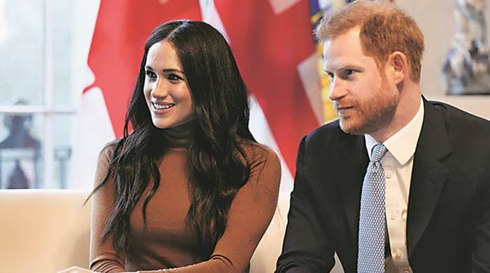 'Absolute soulmates': Photographer who clicked Meghan-Harry's pregnancy announcement pic