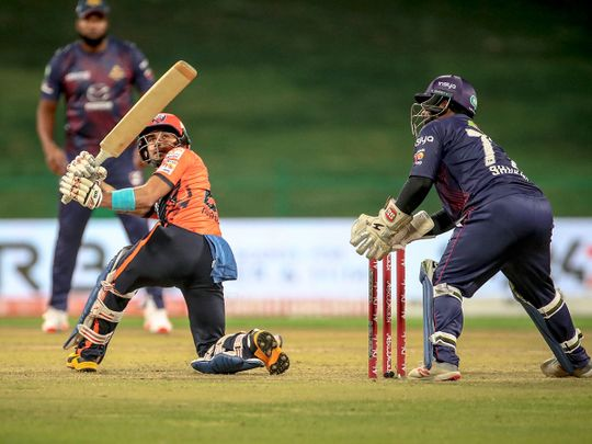 Abu Dhabi T10: Gurbaz and Lewis lead Delhi Bulls to emphatic win over Deccan Gladiators