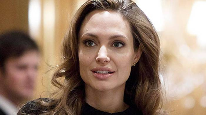 Angelina Jolie doesn't think she has the skills to be a 'stay-at-home' mom