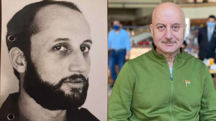 Anupam Kher shares portfolio picture from 1981, narrates story of his early days in Mumbai