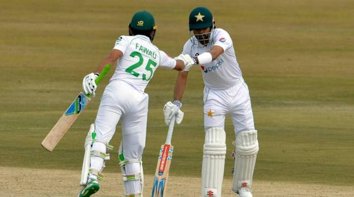 Babar Azam, Fawad Alam revive Pakistan on rain-hit Day 1 against South Africa