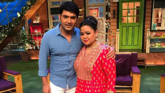 Bharti Singh expects Kapil Sharma and Ginni Chatrath's son to 'be a flirt like his father'