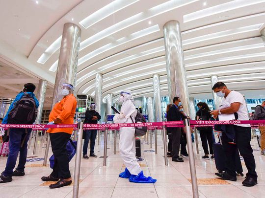 COVID-19: Expats in UAE concerned as India makes RT-PCR test mandatory for all passengers including babies