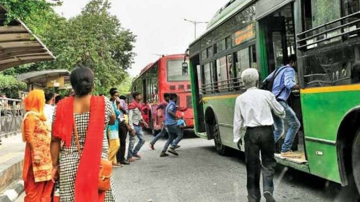DTC starts trial of contactless ticketing system in all buses