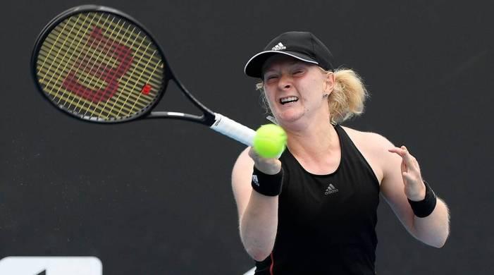 Francesca Jones' journey: 8 fingers, 7 toes, 10 surgeries, Grand Slam debut