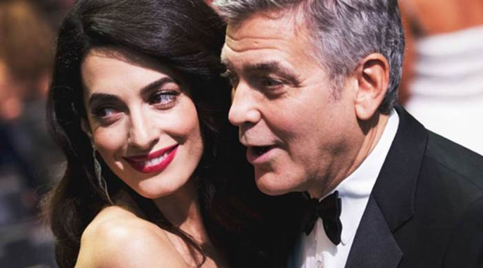 George Clooney reveals he wrote love letters to Amal during lockdown