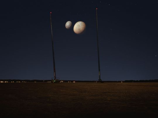 Hope Probe: Why two moons recently appeared in Dubai
