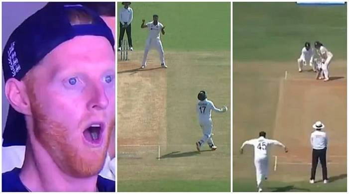 India vs England: Rohit does a Bhajji, Pant's on wrong side & Stokes left shocked