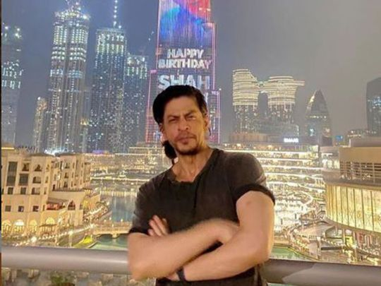 Is Shah Rukh Khan to film an action sequence at Burj Khalifa for 'Pathan'?