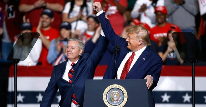 Lindsey Graham says Mitch McConnell speech slamming Trump could haunt Republicans in 2022