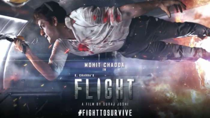 Mohit Chadda starrer action-thriller depicts one man's fight to survive