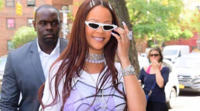 Much before controversy, Rihanna wore the Ganesh necklace on this occasion