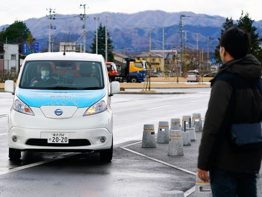Nissan to build sustainable future community in Japan
