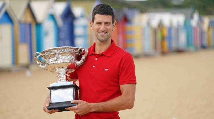 Novak Djokovic right to focus on Federer, Nadal and the Grand Slam record