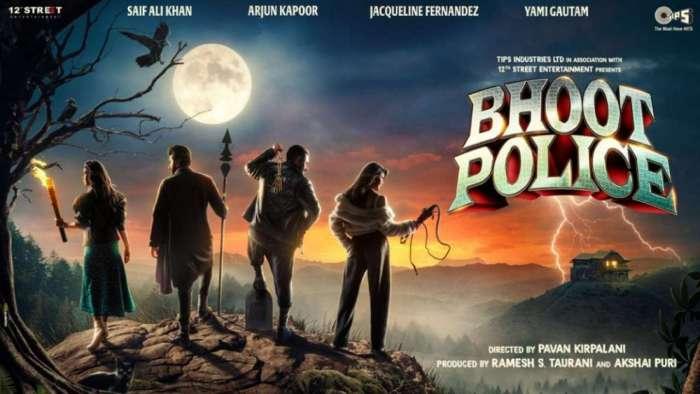 Saif Ali Khan, Arjun Kapoor, Jacqueline Fernandez, Yami Gautam's horror-comedy 'Bhoot Police' gets 2021 release date