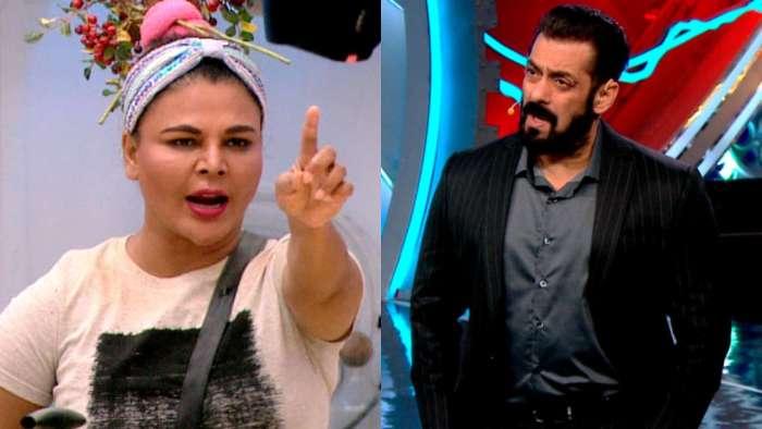 Salman Khan blasts Rakhi Sawant, asks her to leave the show