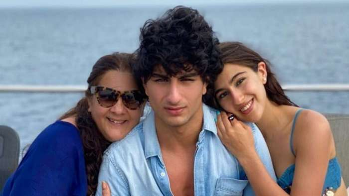 Sara Ali Khan's birthday wish for 'soul sister' mom Amrita Singh