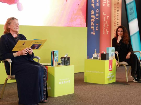 Sheikh Mohammed's 'My Little World' launched at Emirates Airline Festival of Literature in Dubai