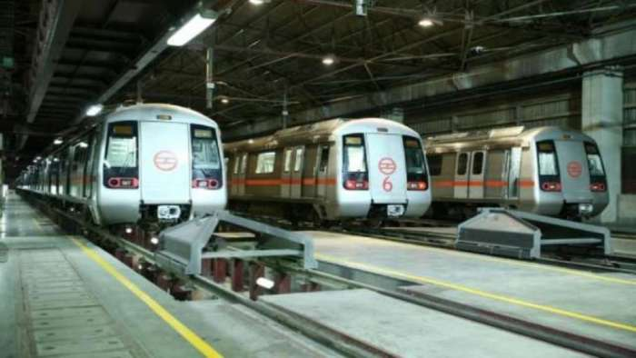 This is the second Delhi metro station to have triple interchange facility