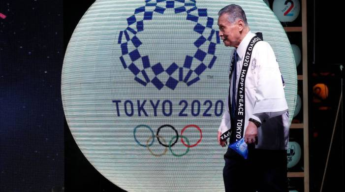 Tokyo Olympics chief Yoshiro Mori in hot water for sexist comment