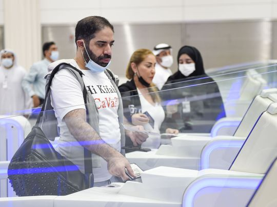Video: Retracing Dubai Airport's smart journey: From e-gates in 2002 to smart tunnel in 2018 and biometrics now