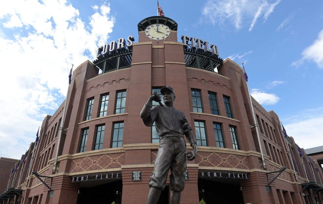 2021 MLB All-Star Game will be played at Denver's Coors Field after event pulled out of Atlanta