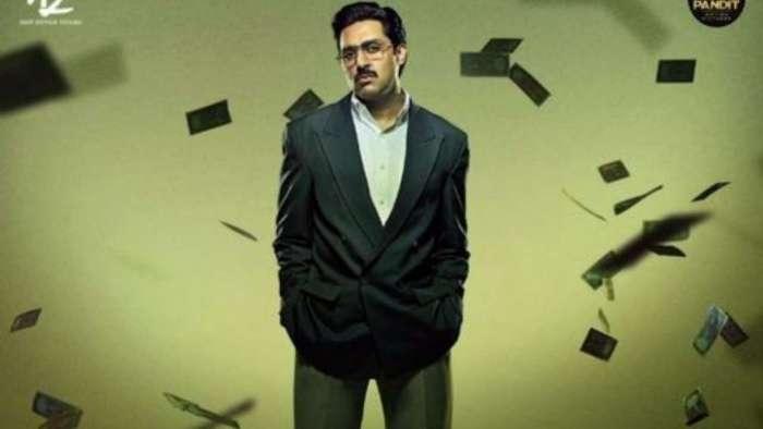 Abhishek Bachchan has sassiest reply to Twitterati asking him 'tell me one reason to watch The Big Bull'