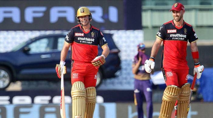 Max-imum impact: The Aussie & Harshal Patel script third RCB win in a row