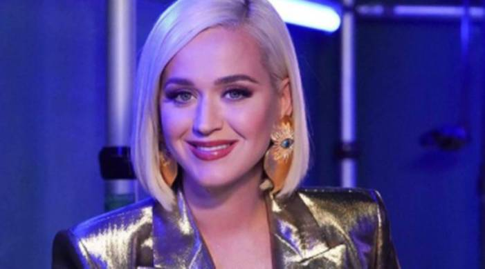 New mom Katy Perry revealed she has no time to shave her legs