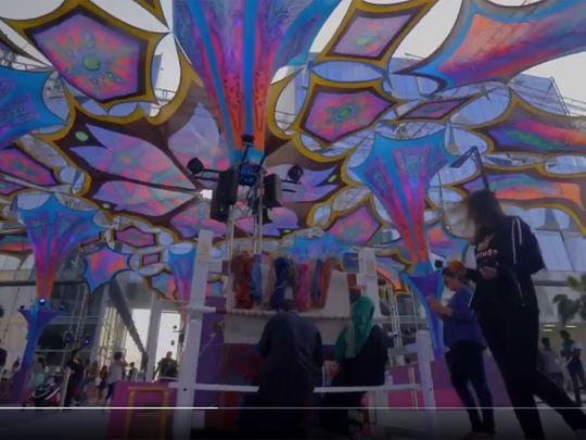 Watch: Dubai launches Al Quoz Creative District