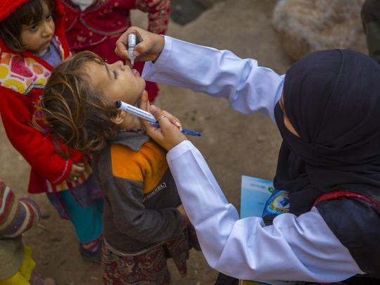 Abu Dhabi initiative treats 117.9 million against polio, neglected tropical diseases