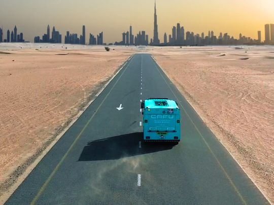 Dubai start-up CAFU, RoadSafetyUAE launch #RoadSafeTogether campaign