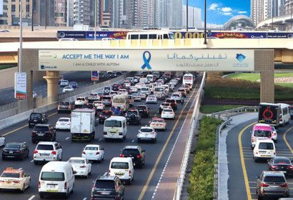 Dubai's high-impact Autism Awareness Campaign evokes positive response from the community
