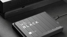 Leave no game behind with the WD Black P10 Game Drive