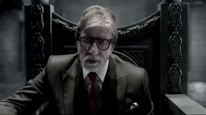 Amitabh Bachchan's intriguing poetry will leave you speechless